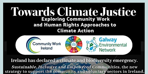 Exploring Community Work  and Human Rights Approaches to Climate Action