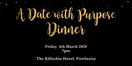 A Date With Purpose Dinner tickets