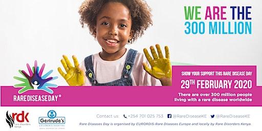 Rare Disease Day Kenya 2020