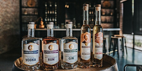 Distillery Tours and Spirit Tastings tickets