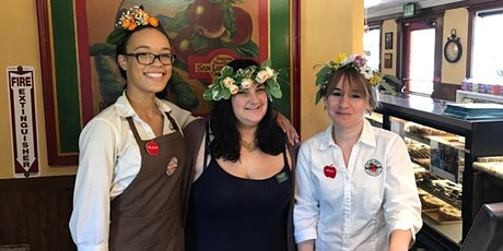May Day Celebration & Floral Crown Making tickets