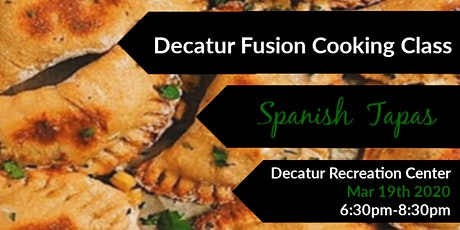 FUSION COOKING CLASS: SPANISH TAPAS tickets