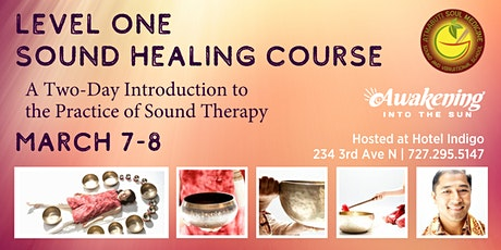 Level 1 Sound Healing Course: Introduction to Sound Therapy tickets