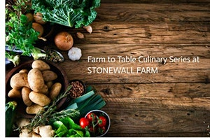 Farm to Table Culinary Series with Shree's Kitchen