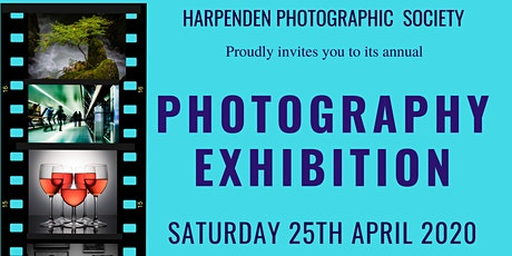 Harpenden Photography Exhibition tickets