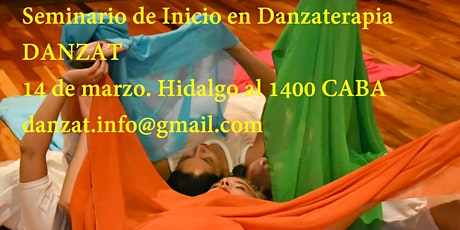 Seminario de Danzaterapia entradas