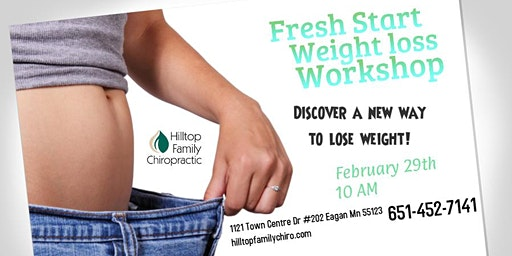 Fresh Start Weight Loss Workshop