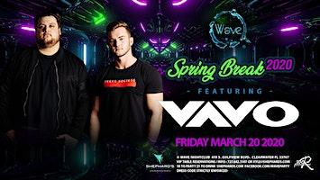 VAVO at The Wave Nightclub Spring Break 2020