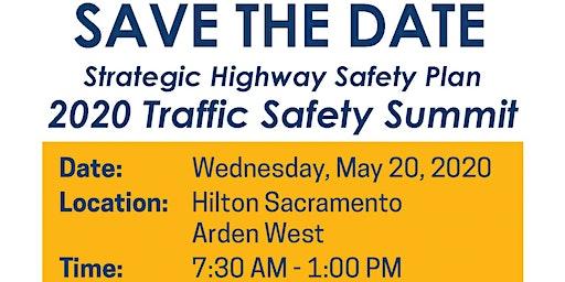 2020 California SHSP Traffic Safety Summit