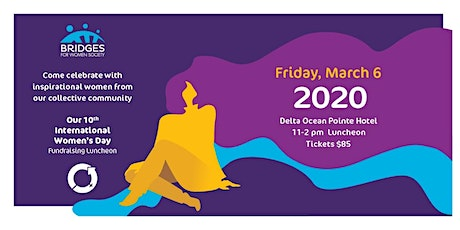 10th Annual International Women's Day Luncheon tickets