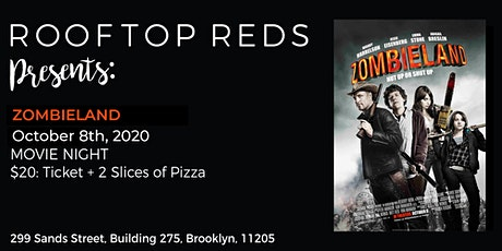 Rooftop Reds Presents: Zombieland tickets