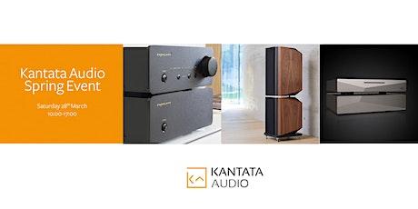 Kantata Audio Spring Event 2020 tickets