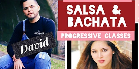 Salsa and Bachata Classes - Wednesdays at Rendezvous tickets