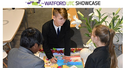 Watford UTC Showcase - Thursday 25th June 2020 2.30pm - 3.30pm tickets