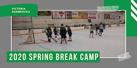Victoria Shamrocks 2020 Spring Break Camp tickets