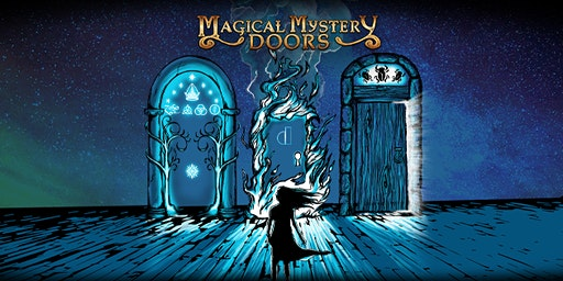 Magical Mystery Doors (The Beatles + Led Zeppelin + The Doors tribute)