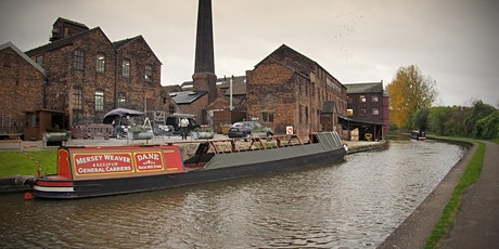 Middleport Narrow Boat Trips along the Trent & Mersey Canal tickets