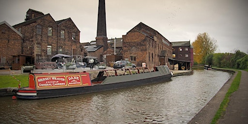 Middleport Narrow Boat Trips along the Trent & Mersey Canal
