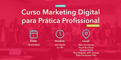 Curso Marketing Digital para Prática Profissional - 28/03/2020