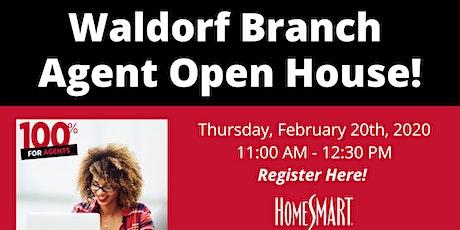 HomeSmart Waldorf Branch: Agent Open House tickets