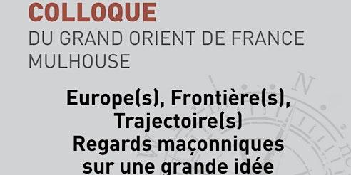 Congrès EUROPE[S], FRONTIERE[S], TRAJECTOIRE[S]