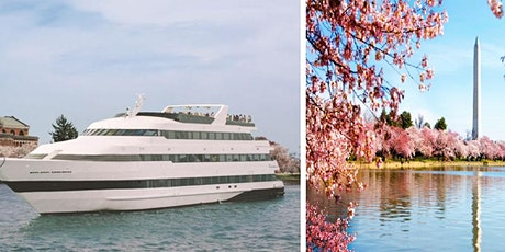 Japanese Beauty with Water - Cherry Blossom Lunch Cruise on the Potomac tickets