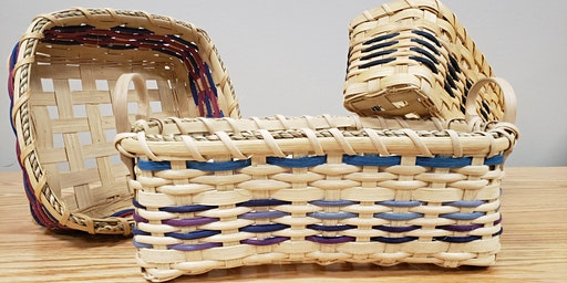 Basket Weaving Demo and Class