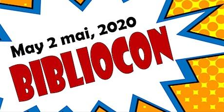 BiblioCon 2020 tickets