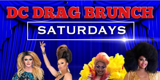 Birthday Celebrations At DC Drag Brunch
