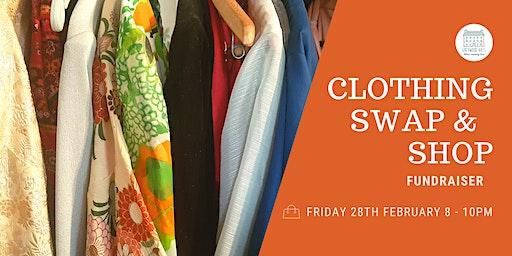 Clothing Swap & Shop Fundraiser