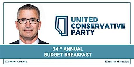 The Budget Breakfast 2020  tickets
