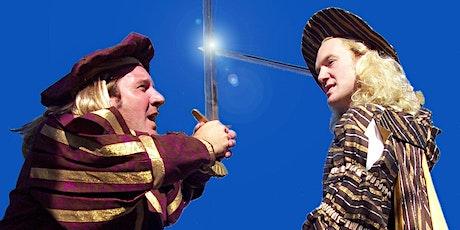 Shakespeare The Bard tickets