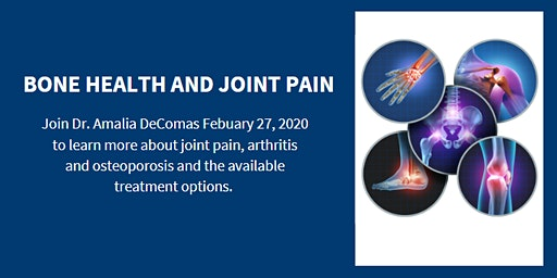 Bone Health and Joint Pain