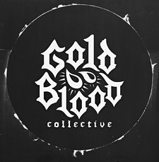 GOLD BLOOD COLLECTIVE  logo