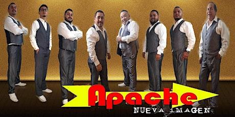 APACHE NUEVA IMAGEN AT THE PARK tickets