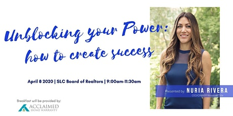 Unblocking your Power:how to create success tickets
