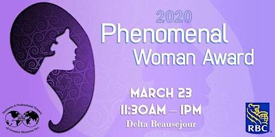 2020 Phenomenal Woman Award Luncheon