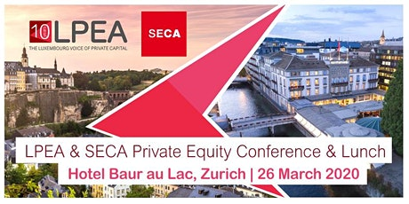 LPEA & SECA Private Equity Conference & Lunch tickets
