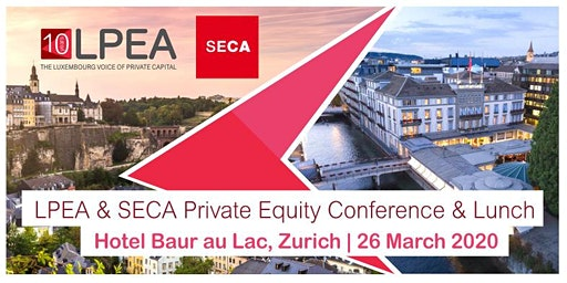 LPEA & SECA Private Equity Conference & Lunch