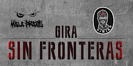 Ciniko & Mala Praxis en Sala Plataforma (Barcelona) entradas