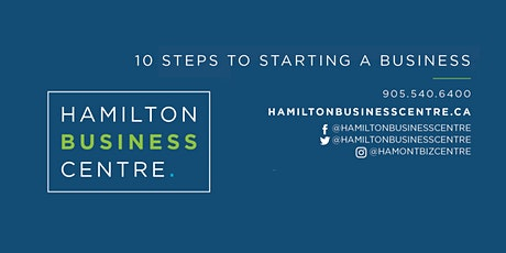 10 Steps to Starting a Business tickets