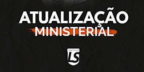 Atualização Ministerial (Café / Treinamento) ingressos