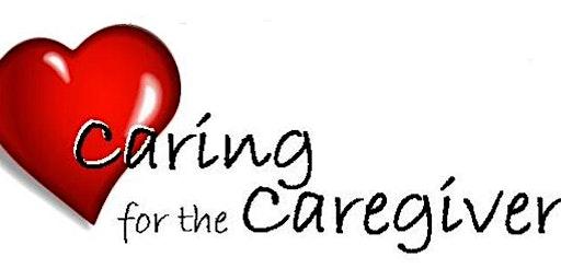 """Caregiving is Tough!"" Care for the Christian Caregiver Series"