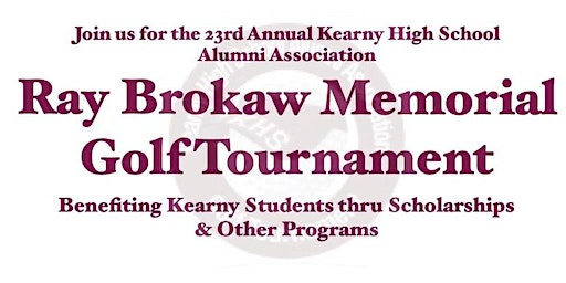 2020 Kearny Alumni Golf Tournament