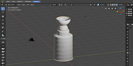 3D Design with Blender 2.8 Full Day Intensive tickets