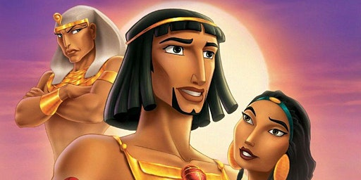 Prince of Egypt (1998) Film Screening - MATINEE