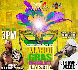 Mardi Gras In Charlotte Day Party tickets