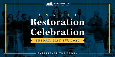 Annual Restoration Celebration tickets