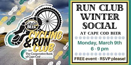 Run Club Winter Social tickets