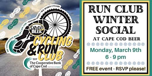 Run Club Winter Social
